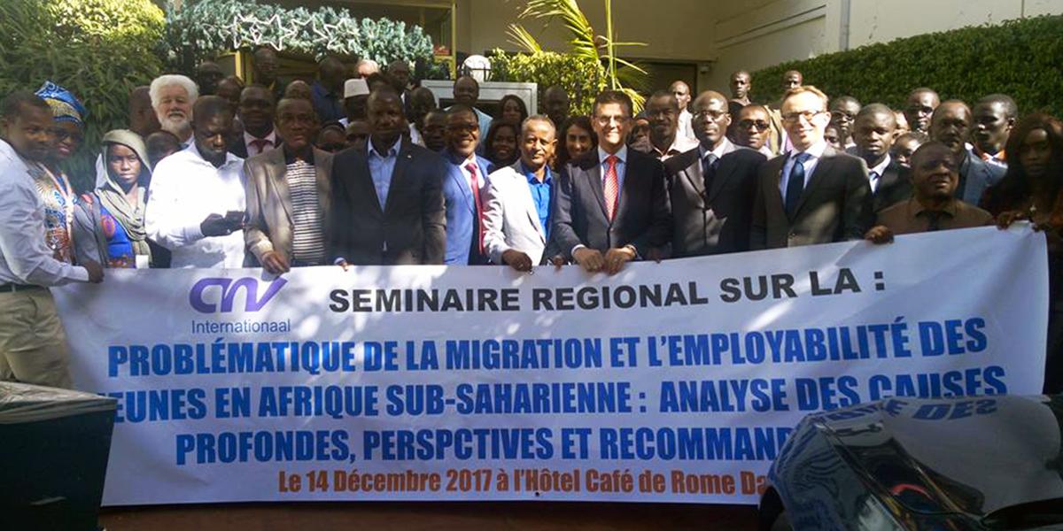 Forum International problématique de la migration et de l'Employabilité jeune
