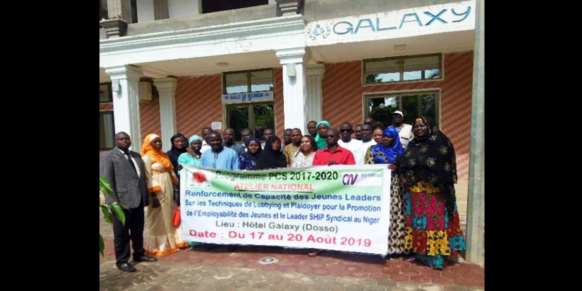 Renforcement de capacité au Niger