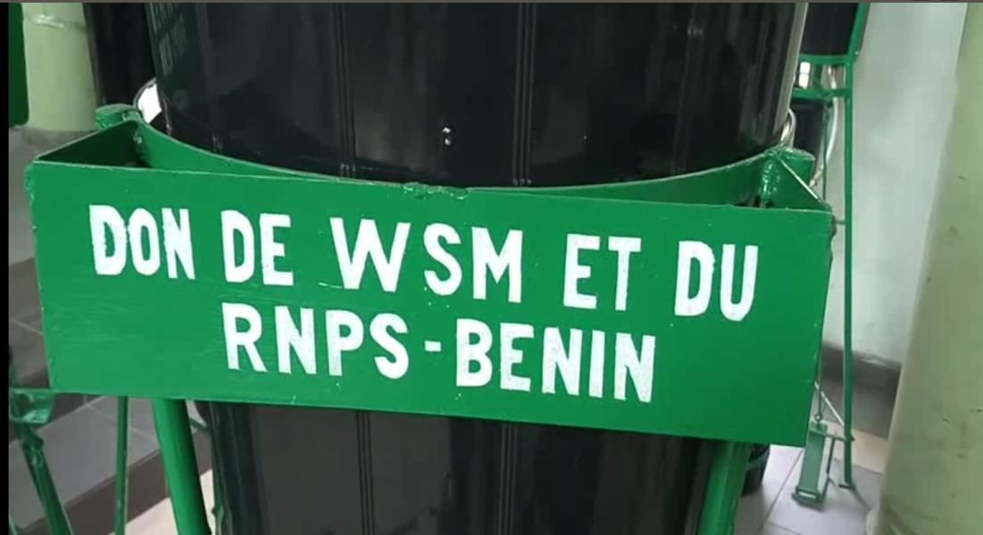 RNPS & WSM appuient leurs partenaires