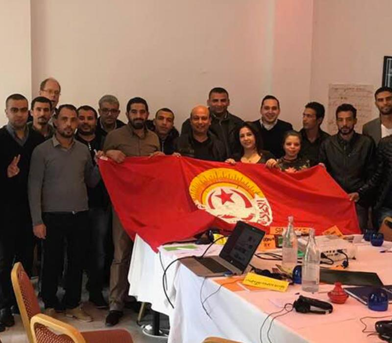 Formation à Tunis