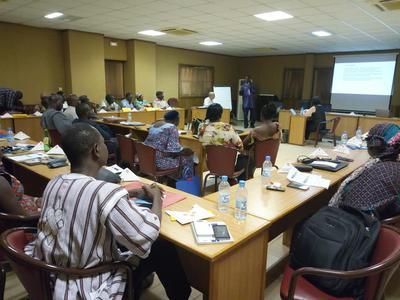 Burkina: Économie Informelle et son devenir